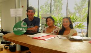 Avanzan las tutorías: comenzaron a reunirse los grupos de estudio de matemática