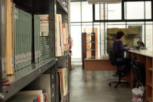 Biblioteca de la Facultad de Informática